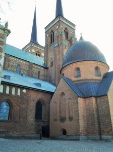Cathedral in Roskilde