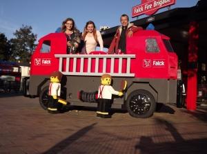 The best fire brigade!