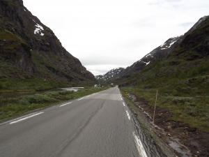 Sognefjellet Road