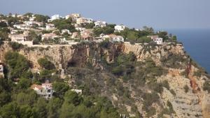 The view from Cap de la Nau