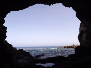 From the cave to the sea