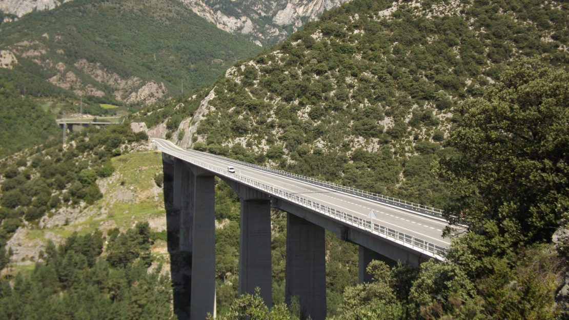 Dzień 7. Przez Francję do parku z wiatrakami w Hiszpanii. graphic