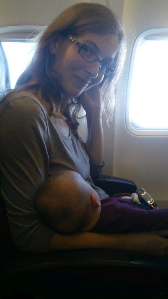 Podróżowanie z niemowlakiem 1