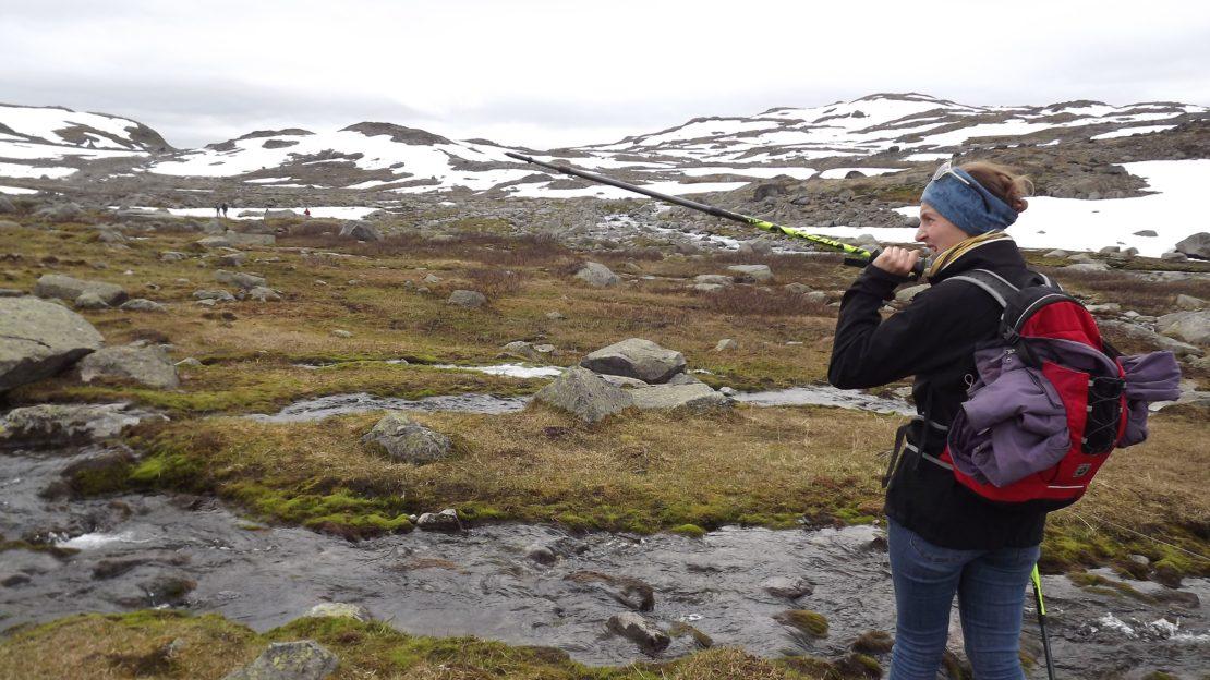 W poszukiwaniu lodowca w Jotunheimen Nasjonalpark – dzień 4. graphic