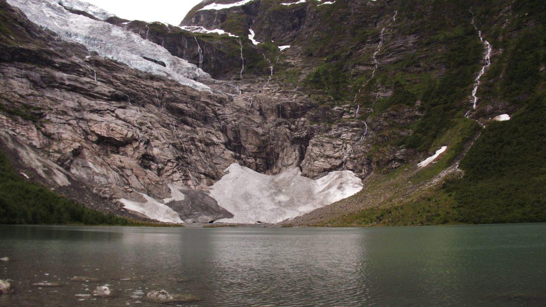 Lodowce odnalezione! Jostedalsbreen Nasjonalpark – dzień 5. graphic