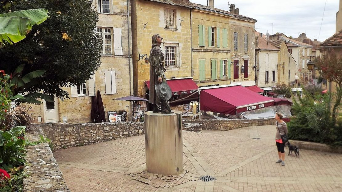 Day 17 & 18. Family reunion in Bergerac. graphic