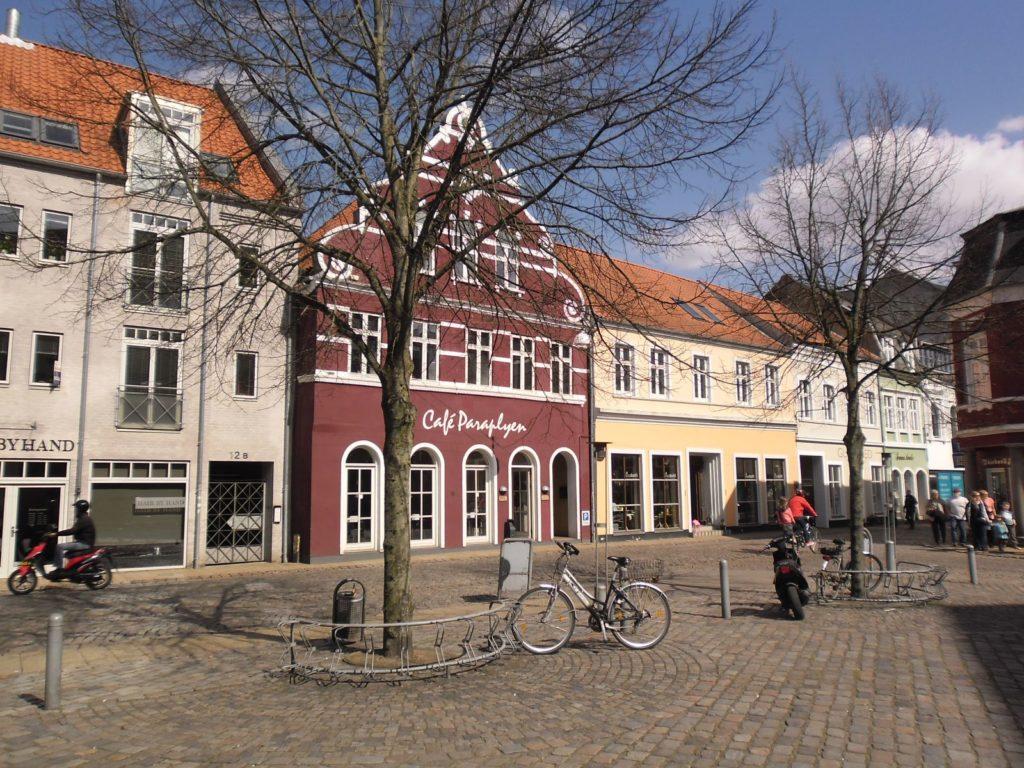 Danish town.