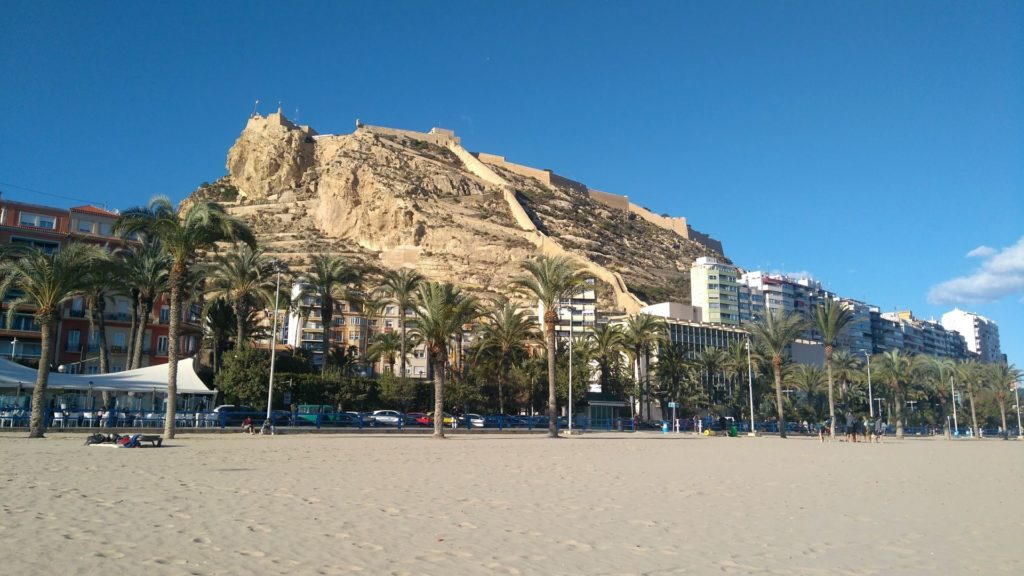 Alicante in one day. 8