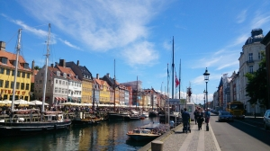 Nyhavn by day.