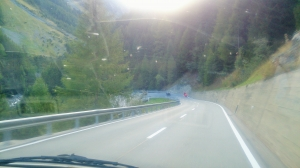 Day 4. Driving through Germany and Austria to Swiss Davos. 6