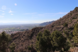 Oh, sweet mountains. Sierra de Orihuela. 20