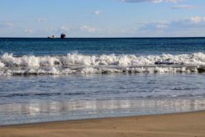 Playa del Postiguet.