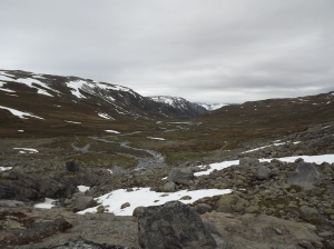 Looking for a glacier in Jotunheimen Nasjonalpark - day 4 4
