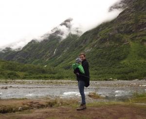 Lodowce odnalezione! Jostedalsbreen Nasjonalpark - dzień 5. 8