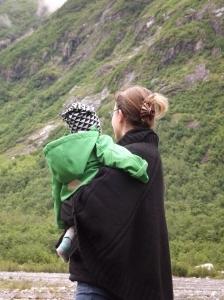 Lodowce odnalezione! Jostedalsbreen Nasjonalpark - dzień 5. 9