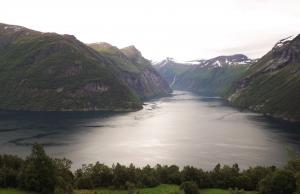 Top day 6 - Geirangefjord, Trollstigen and Trollveggen 3