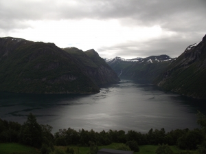 Top day 6 - Geirangefjord, Trollstigen and Trollveggen 5