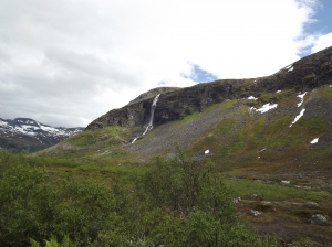 Getting closer to Trollstigen