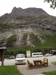 Top day 6 - Geirangefjord, Trollstigen and Trollveggen 22