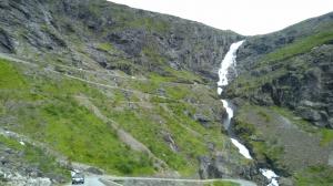 Top day 6 - Geirangefjord, Trollstigen and Trollveggen 17