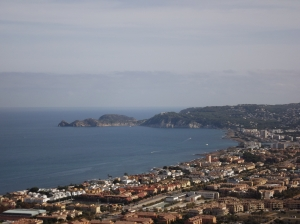 Javea from Cap Sant Antoni